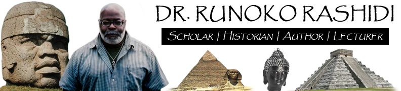 Dr. Runoko Rashidi