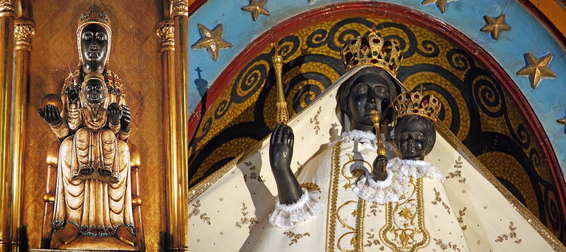 black madonna montserrat miracles