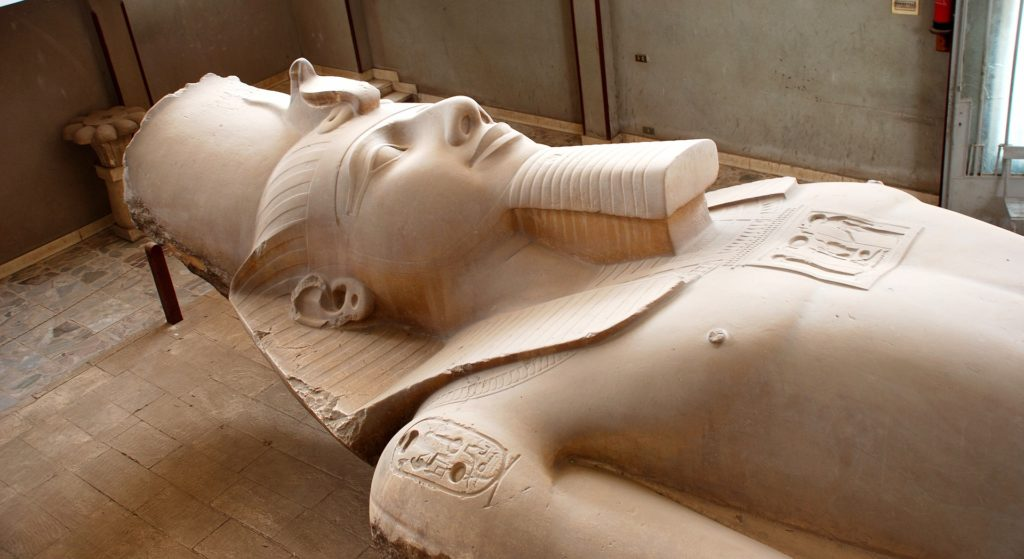 Colossus of Ramses II (statute)
