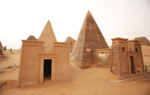 TRAVEL TO SUDAN WITH DR. RUNOKO RASHIDI, NOVEMBER 6* THRU 14, 2019