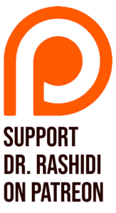 Patreon is the ultimate way to support Dr. Rashidi